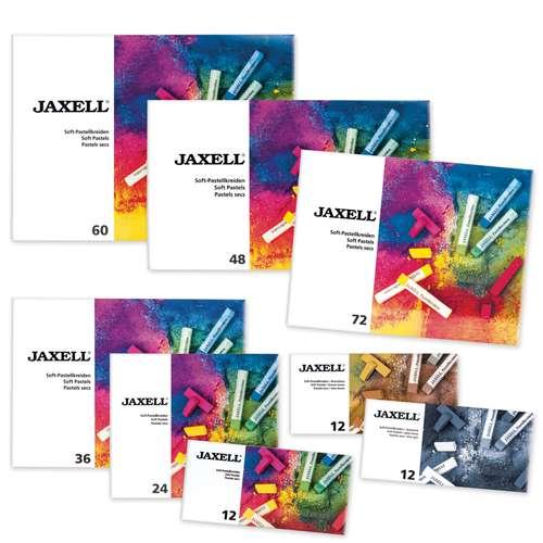 JAXELL® Soft pastelkrijt sets